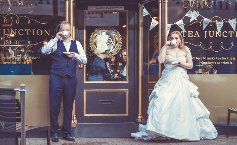 TeaJunction+Wedding